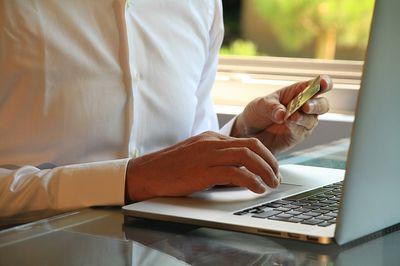 Mit Kreditkarte online bezahlen - Sicherheit