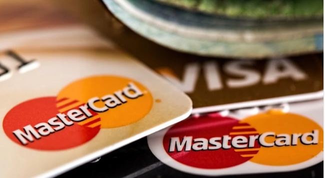 Visa Mastercard sperren