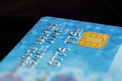 Kreditkarte Funktion