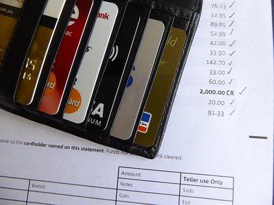 Mit Kreditkarte überweisen