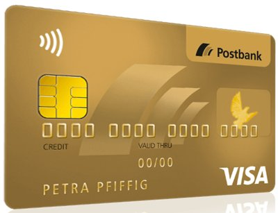 Postbank Visa Gold