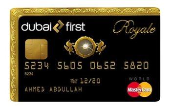 Bank of Dubai First Royale Credit Card
