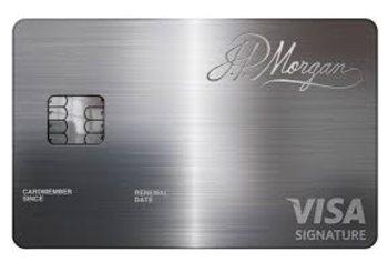 JP Morgan Reserve credit card