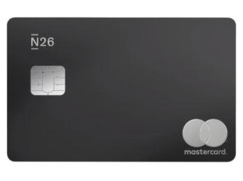 N26 Metal Card